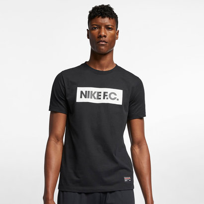Nike FC Block T-Shirt Mens