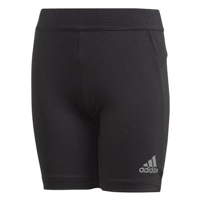 adidas Boys Alphaskin Techfit Short Leggings