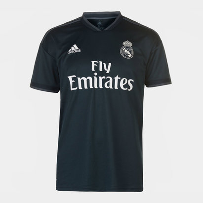 adidas Real Madrid Away Shirt 2018 2019