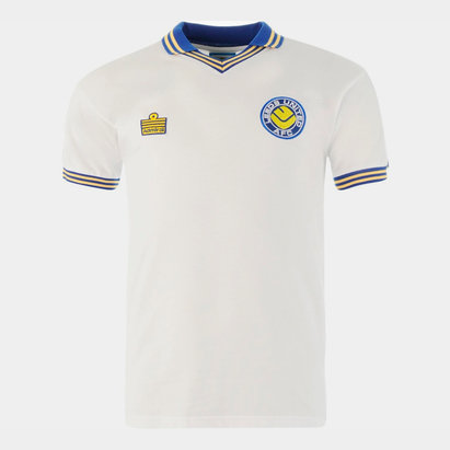 Score Draw Leeds United 1978 Home Jersey Mens