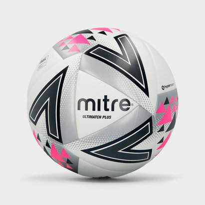 Mitre Ultimatch Plus Hyperseam Football