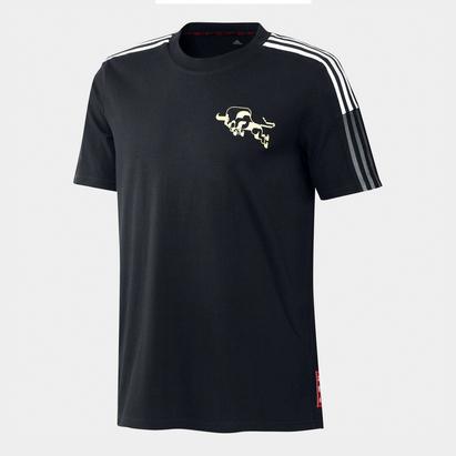 adidas Manchester United CNY T-Shirt Mens