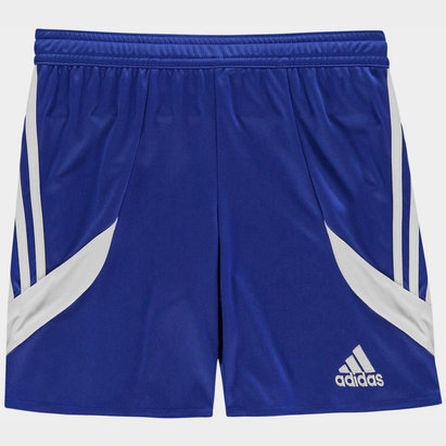 adidas 3 Stripe Sports Sereno Training Shorts Junior Boys