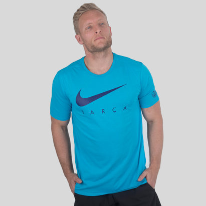 Nike FC Barcelona 17/18 Dry Football Training T-Shirt