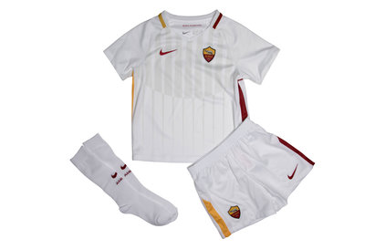 Nike AS Roma 17/18 Little Kids Away Football Kit