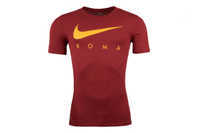 Nike AS Roma 17/18 Dry Football Training T-Shirt