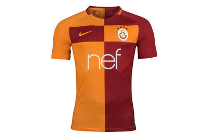 Nike Galatasaray 17/18 Home Authentic Match S/S Football Shirt