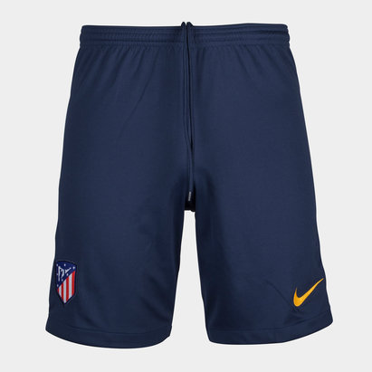 Nike Atletico Madrid 17/18 Away Football Shorts