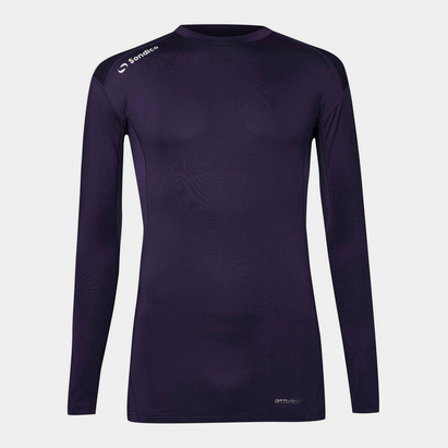 Sondico Base Core Long Sleeve Base Layer Mens