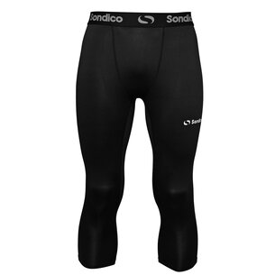 Sondico Core Three Quarter Base Layer Tights Mens
