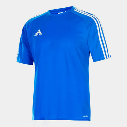 adidas 3 Stripe Sereno T-Shirt Mens