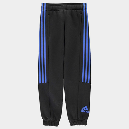 adidas 3 Stripe Sweat Pants Junior Boys