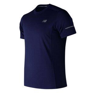 New Balance Core Run T Shirt Mens