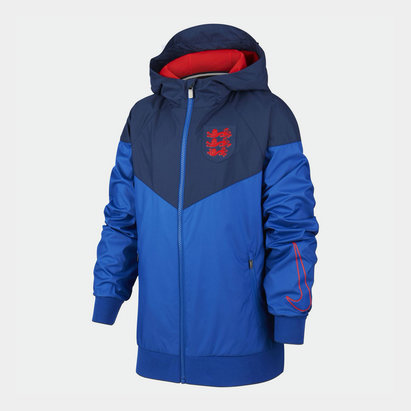 Nike England Wind Runner Jacket 2020 Kids