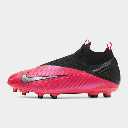 Nike Phantom Vision Elite DF Junior FG Football Boots