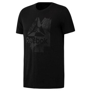 Reebok Brand Graphic T-Shirt Mens