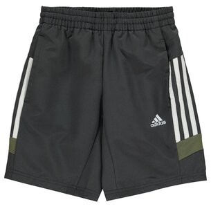 adidas Tri Coloured Shorts Junior Boys