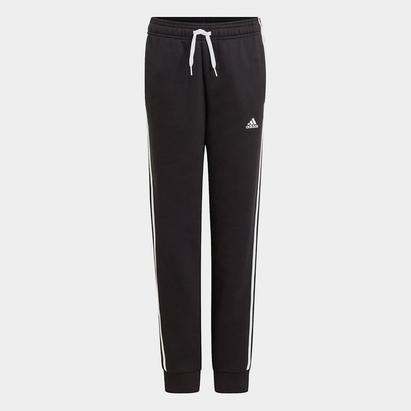 adidas 3 Stripe Sweat Pants Junior Boys