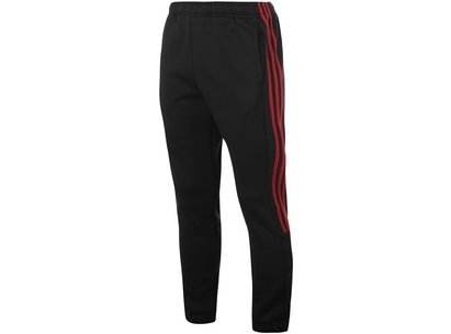 adidas 3 Stripe Logo Jogging Pants Mens