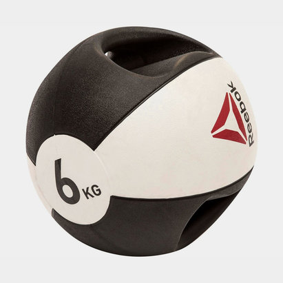 Reebok Double Grip Medicine Ball 6KG