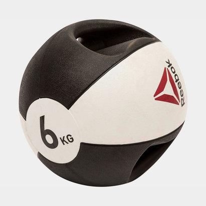 Reebok Double Grip Medicine Ball 6KG