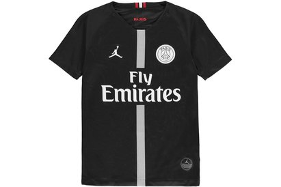 e022f8c1286 Nike Jordan Paris Saint Germain UCL Home Shirt 2018 2019 Junior