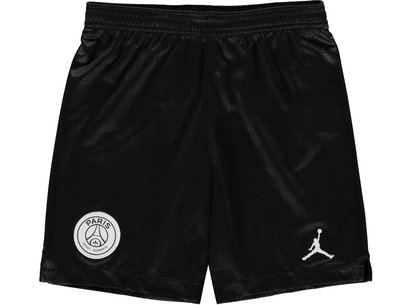 timeless design 3e0f2 462f3 Nike Jordan Paris Saint Germain UCL Home Shorts 2018 2019 Junior