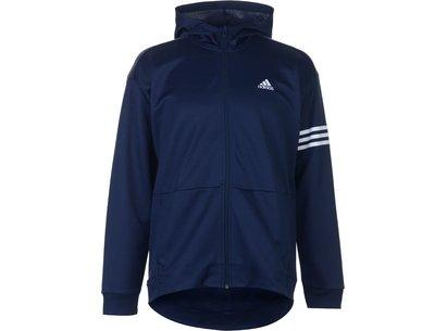 adidas Casual Sweat Jacket Mens