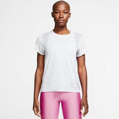 Nike Rapid Short Sleeve T Shirt Ladies