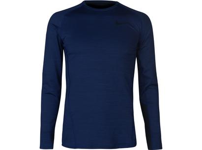 Nike Therma Long Sleeve T-Shirt Mens