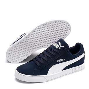 Puma Smash Vulc Trainers Mens