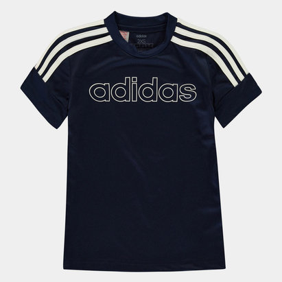 adidas Boys Sereno Graphic T Shirt Kids
