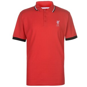 Source Lab Liverpool Polo Shirt Mens