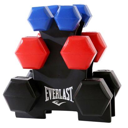 Everlast 12Kg Dumbbell Set