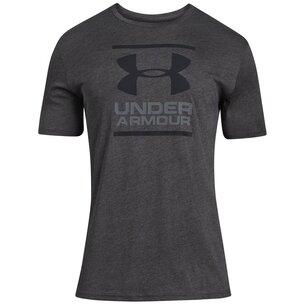 Under Armour Logo T Shirt Mens