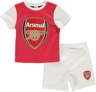 Brecrest Arsenal Football Set Baby Boys