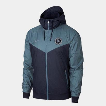 Nike Chelsea FC Windrunner Woven Jacket Mens