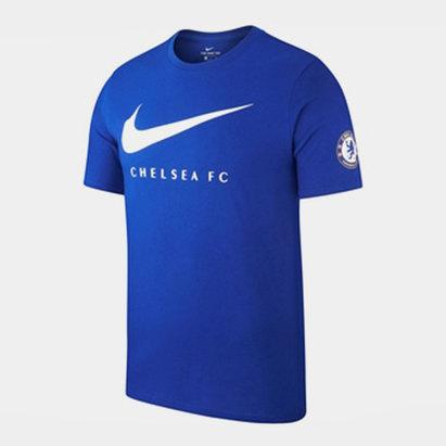 Nike Chelsea FC Swoosh T-Shirt Mens