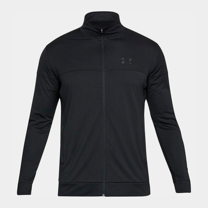 Under Armour Sportstyle Tracksuit Top Mens