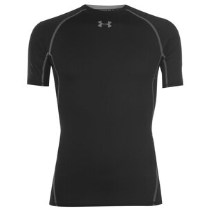 Under Armour Heat Gear Short Sleeve T Shirt Mens