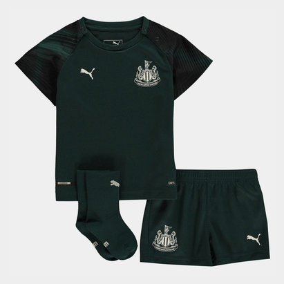 Puma Newcastle United Away Baby Kit 2019 2020