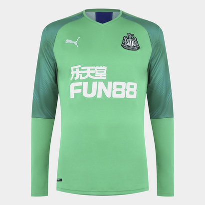 Puma Newcastle United Home Goalkeeper Shirt 2019 2020