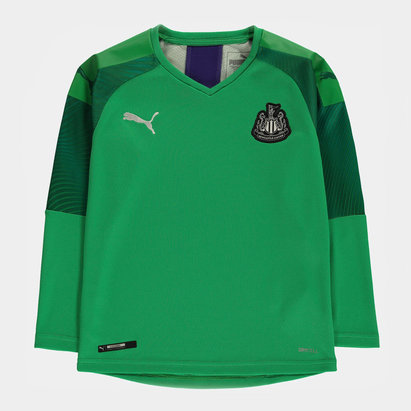Puma Newcastle United Home Goalkeeper Shirt 2019 2020 Junior