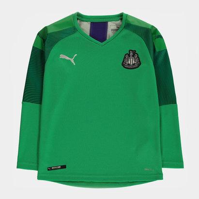 Puma Newcastle United Home Goalkeeper Shirt 2019 2020 Junior