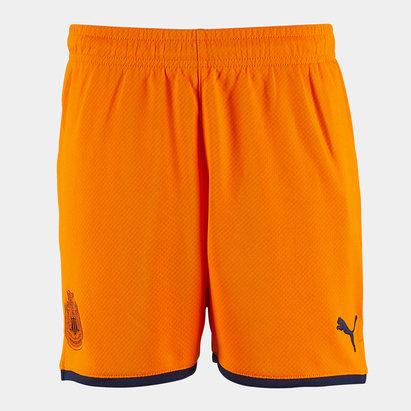 Puma Newcastle United Third Shorts 2019 2020 Junior
