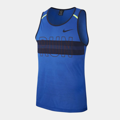 Nike Wild Run Tank Top Mens