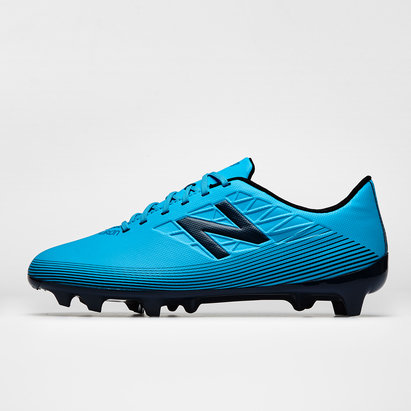 New Balance Furon V5 Kids Dispatch FG Football Boots