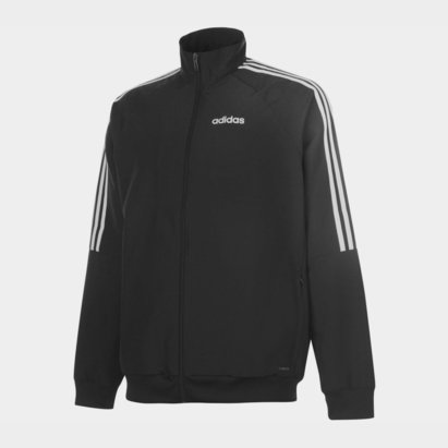 adidas Mens Sereno Presentation Jacket