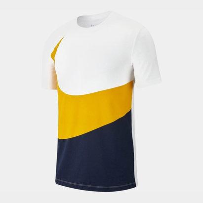 Nike HBR Swoosh T Shirt Mens