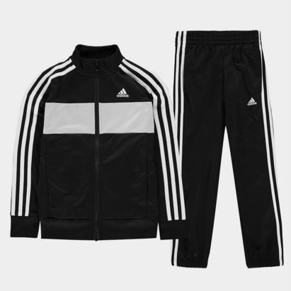 adidas Boys Essentials Tiberio Tracksuit